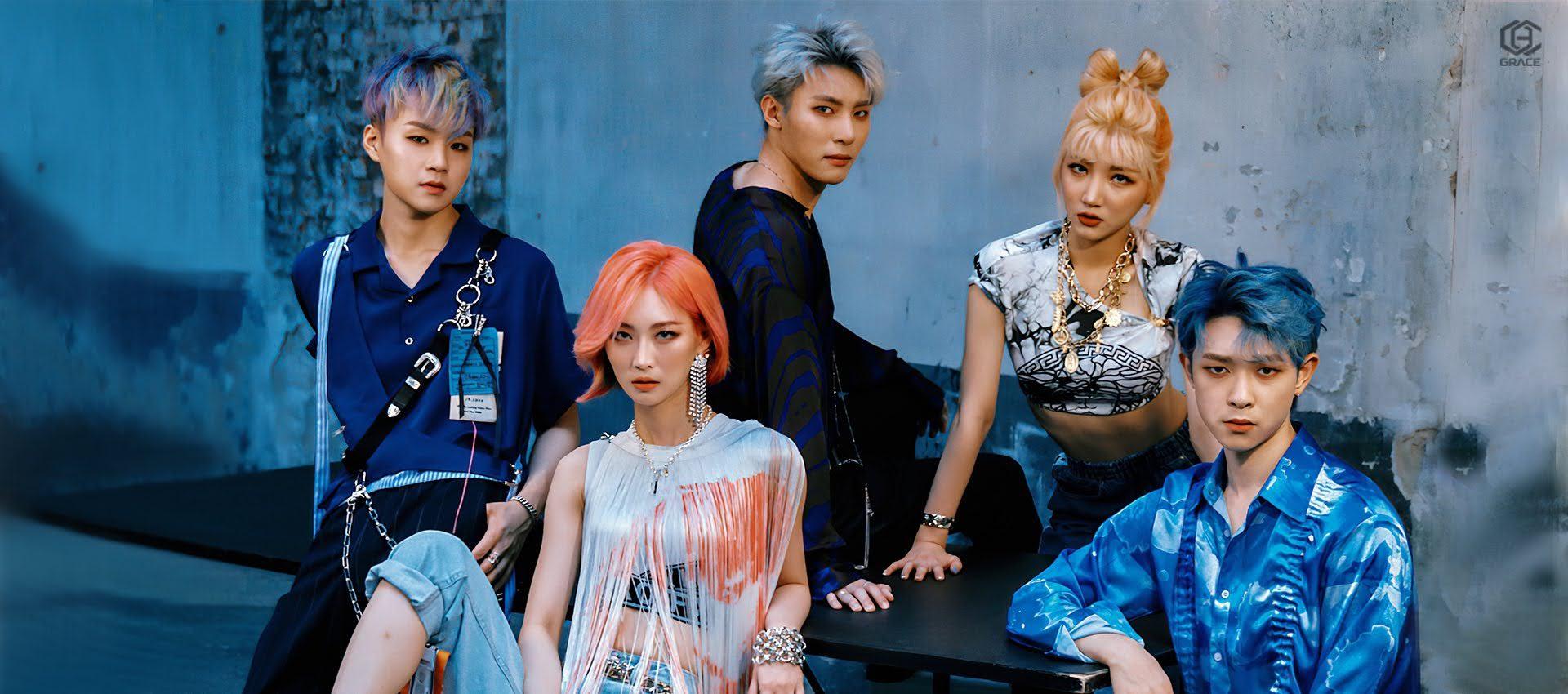 kpop男女ユニット「CHECKMATE」とは?メンバーや魅力を紹介